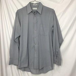 Pierre Cardin Long Sleeve Dress Shirt